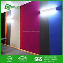 Energy Saving competitive building materials sound absorbing panels