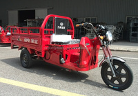 Hybrid Electric Three Wheel Truck / Tricycles And Electric 3 Wheels Vehicle/Newest model cheap bajaj three wheeler price