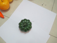 Artificial Fake Fruit green pumpkin