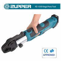 Zupper PZ 1550 Pipe Press Tool