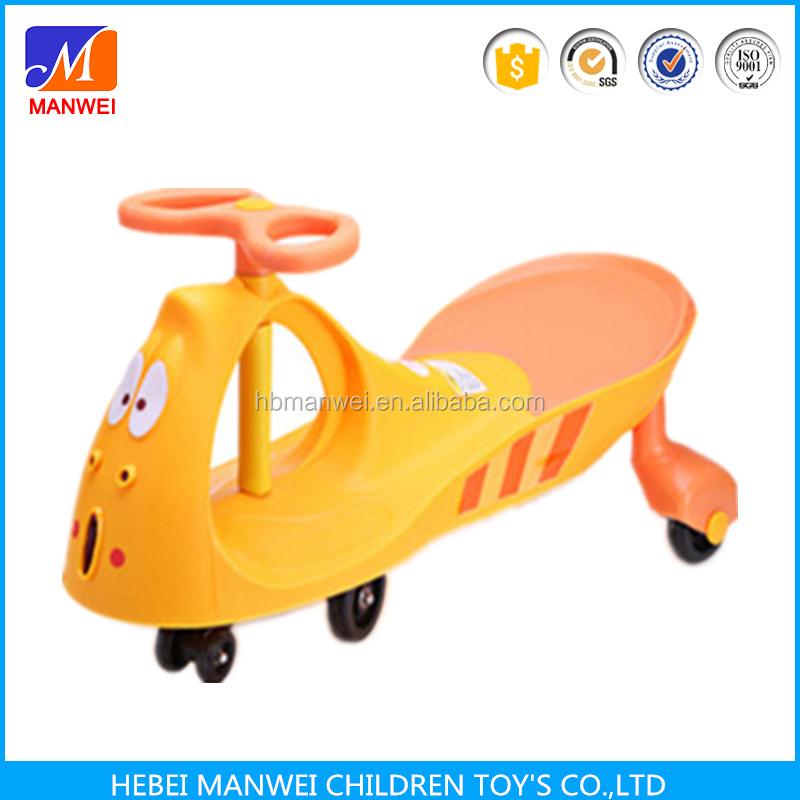 High Quality ride on car baby swing car