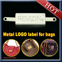 Customized Metal Logo Plate For Clothing