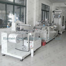 In-mold decoration screen printing machinery for appliances nameplate