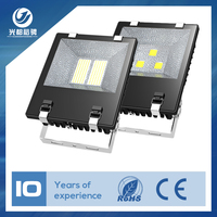 Good material waterproof 150w 200w 300w 500w 1000w led flood light for soccer field with Mean Well driver