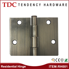 Preformed Different kinds of door hinge removal