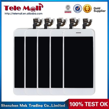 100% test pass, High quality lcd screen for 6G