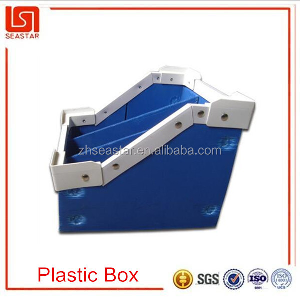 Alibaba gold supplier wholesale coroplast box