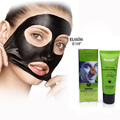 Activated charcoal mask for deep cleansing blackhead