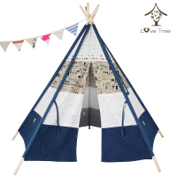 Ourdoor Indoor Pop Up Kids Teepee Tents Play Tents for Girls Boys