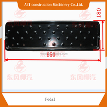 Made in China Pedal for Dongfeng Liuqi trucks Balong/chenglong dump truck spare parts on sale