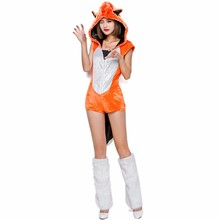 high quality cartoon movie sexy adult women cosplay animal furry costumes