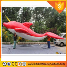 Advertising inflatable model,inflatable whale model,inflatable fish model