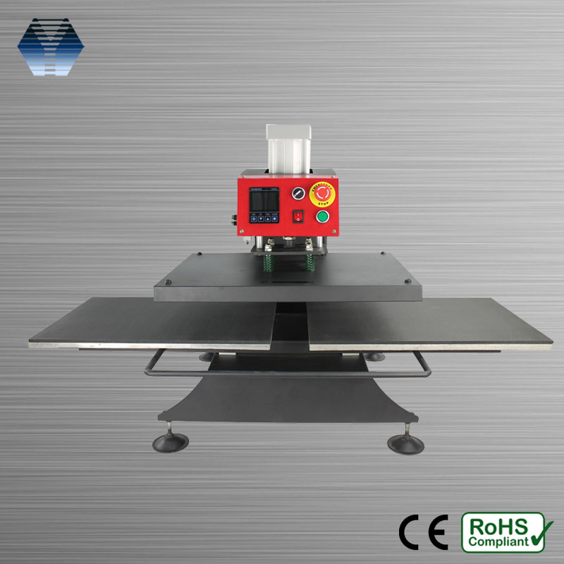 FJXHB3 Automatic Double Station Pneumatic Sublimation Heat Press Price