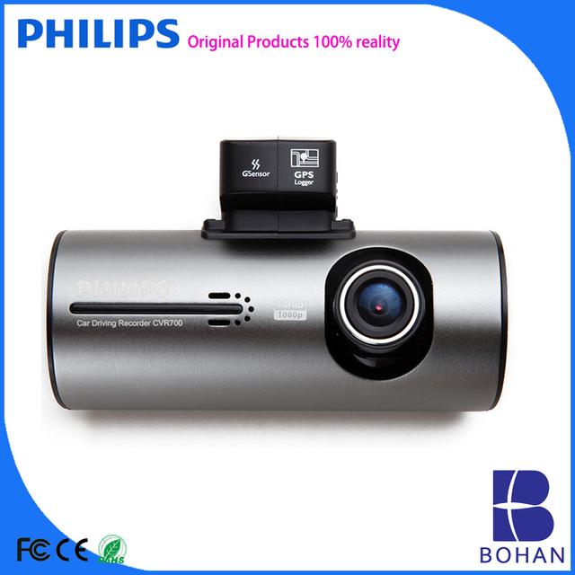 Philips OEM Car Camera Video Recorder Fhd/HD Dashcam Best Hidden Camera for Cars Mini Car DVR Vehicle Black Box