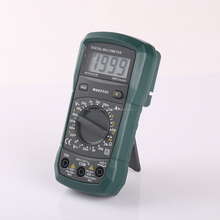 high quality MS8233E Digital multimeter ,AC DC 600V 10A DMM with temperature