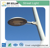 factory price 5 years warranty street light pole used