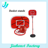 baby Indoor&Outdoor Entertainment Portable movable basketball stand for kids