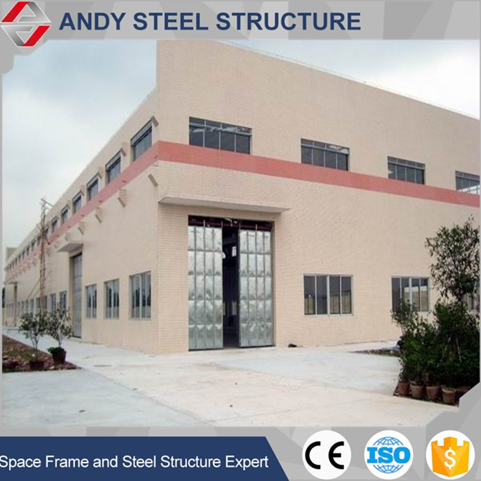 Cameroon steel structure fabricated warehouse
