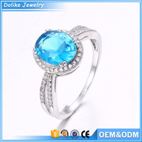New cz rings,quality wedding rings 925 sterling silver