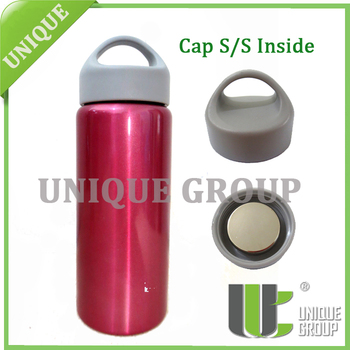 Unique Group Klean Kanteen Quality Loop Cap Stainless Inside Stainless Insulated Water Bottle