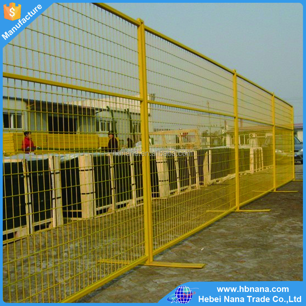 Wholesale price best quality temporary fence / welded wire mesh fencing cheap sale