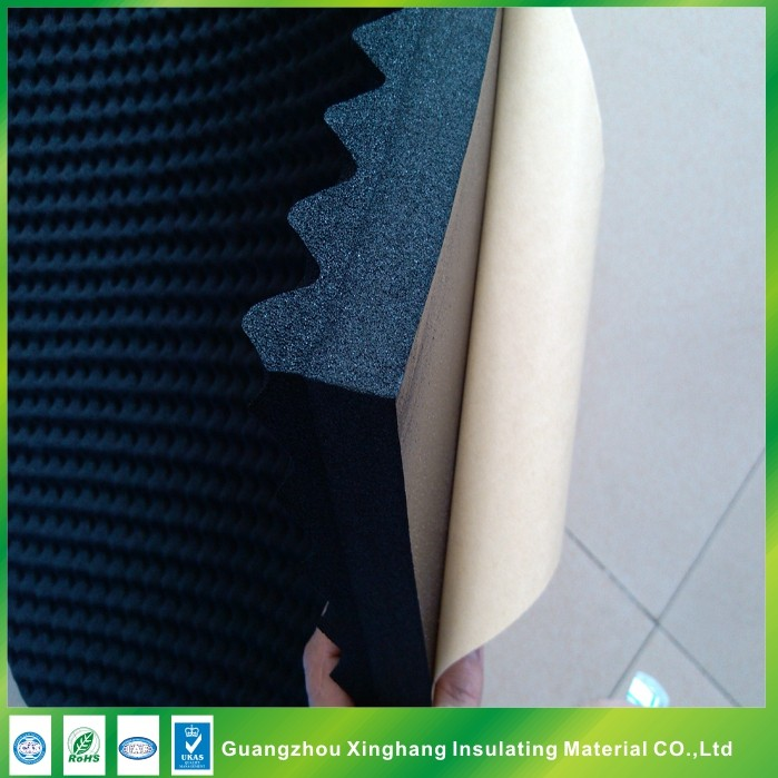 Soundproofing Foam Acoustic Insulation Soundproofing Material For KTV/School/Hall