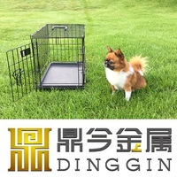 Comfortable and Portable dog cage