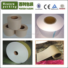 Natural White Hot Sale 10 micron Kinds of heat sealable coffee filter paper, paper coffee filter, coffee filter paper roll