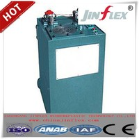 JINFLEX CE ISO approved New Condition Nut Crimper/crimping machine