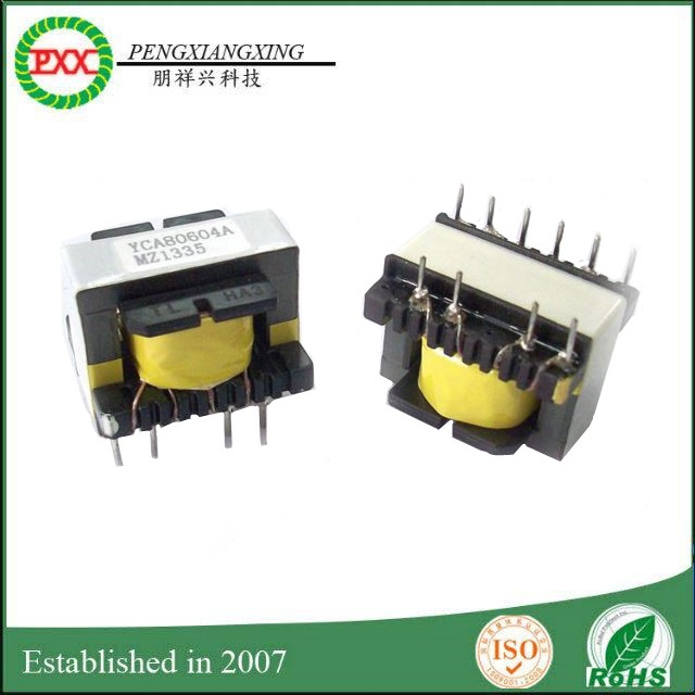 High Frequency 240v 110v EE vertical isolation transformer,AC-DC transformer wholesale custom