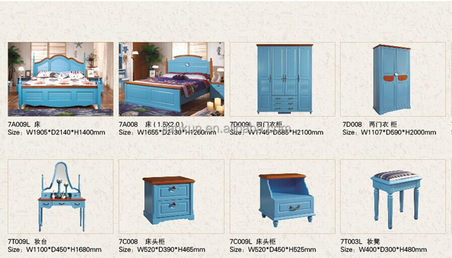 7A008 bedroom furniture for salekorean bedroom furniturenames