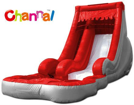 Volcano Commercial grade Giant Inflatable Water Slide