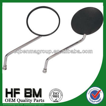 Wholesale cheap motorcycle spare parts,CD70 motorcycle mirror