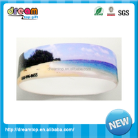 travel gifts wristband silicone for memory