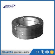 Quality promotional Silver painted stainless steel strapping and metal banding