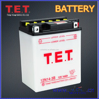 SCL-2013072127 Rechargeable Motorbike 12V 14Ah Lead Acid Battery