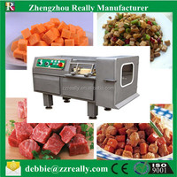 Meat dicing machine/dicing machine for chicken, duck, goose and fish meat