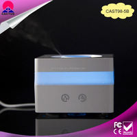 120ml ultrasonic humidifier piezoelectric transducer for office