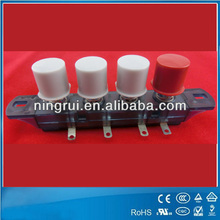 1A/3A/4A/125V/250V UL/TUV/CE tactile switch keyboard