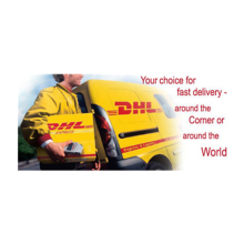 Reliable dhl international Shipping rates from China to USA Amazon FBA