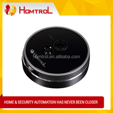 Humidity & Temperature sensor PIR detector 64ch wireless alarm push support smart phone App remote control p2p ip camera