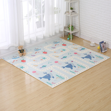 XPE Waterproof foldable baby play mat / kids play mat using for living room and bedroom