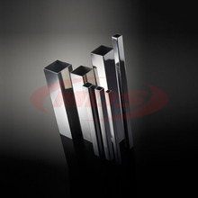 Thin Wall Stainless Steel Welded Square Sanitary Pipe Tube