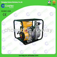 4 Inch Air cooled Single Cylinder High Pressure Water Pumps For Car Wash