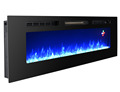 "50"" Wall Recessed Electric Fireplace & Wall mounted Electric Fireplace"