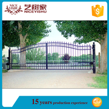 2016 shijiazhuang manufacturer cheap price metal gate designs /indian house main gate designs/main gate design home