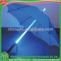 2017 new led umbrella lights solar led cantilever umbrella