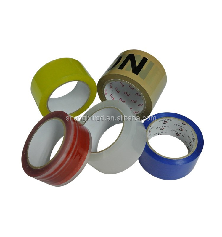 Hot Sales Of Yellowish Korea Carton Sealing Opp Transparent Cheap Tape