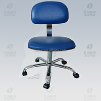 Factory Supply swivel laboratory chair leather top dental chair
