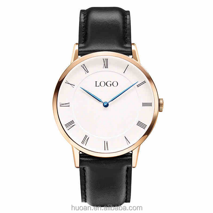 Women Luxury Brand Leather Strap Watch Ladies Wrist Watches